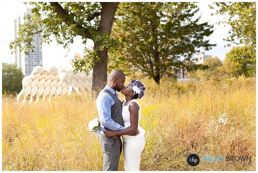 Chicago Elopement In Lincoln Park Masah Richard 10 10