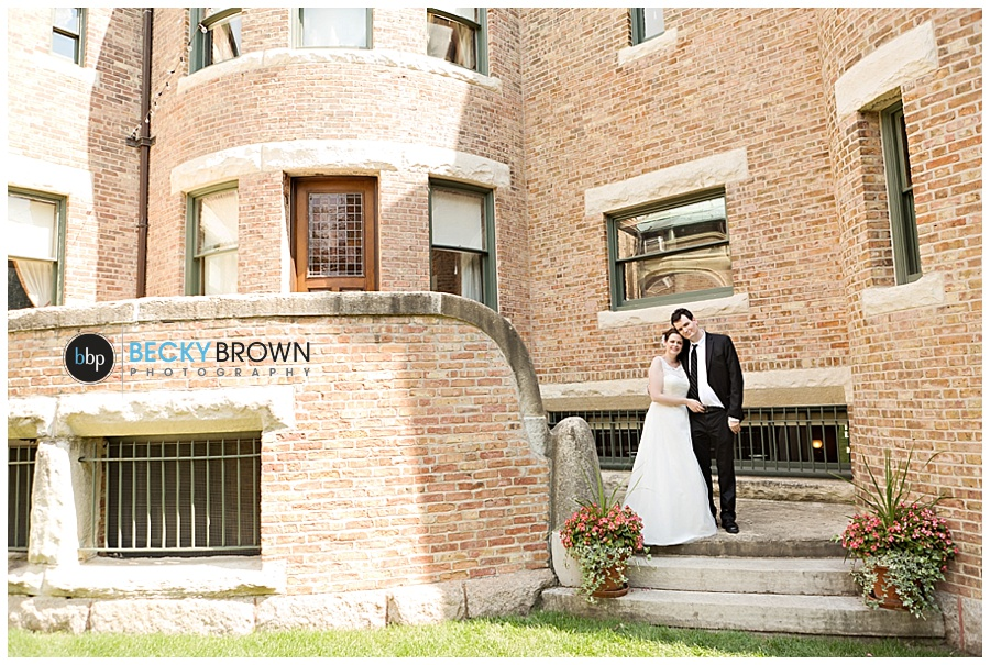 Glessner house museum wedding liza conrad 9 3 15 for Glessner house